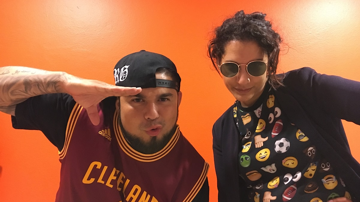 Juan Havana & Angelica Cisalli