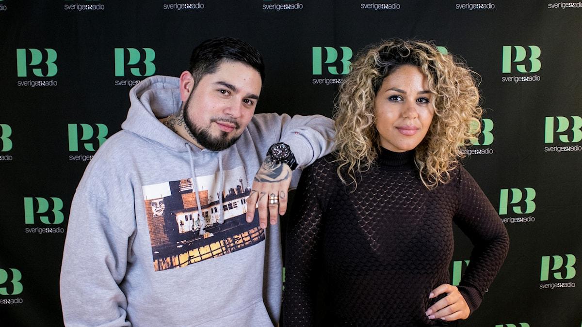 DJ Cleva och Juan Havana