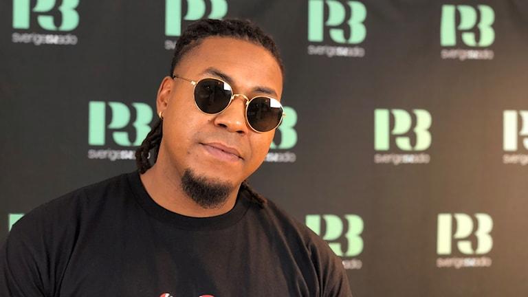 Big T spelar brittisk rap i p3 dingata