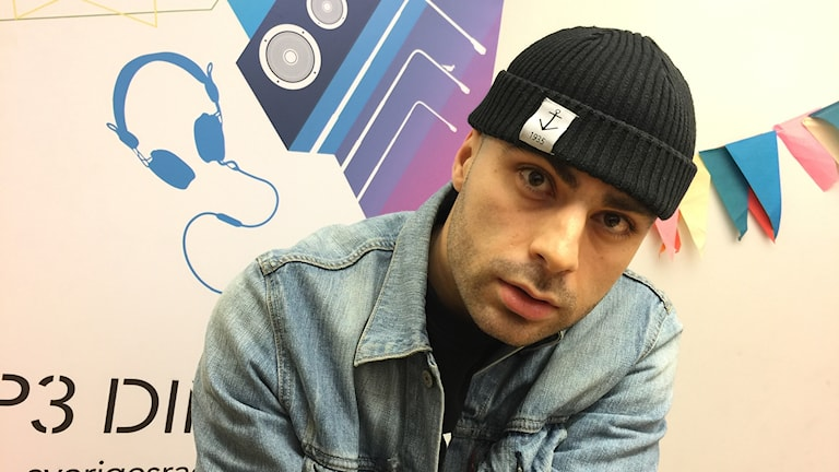 Producenten och låtskrivaren Jaav Proceed