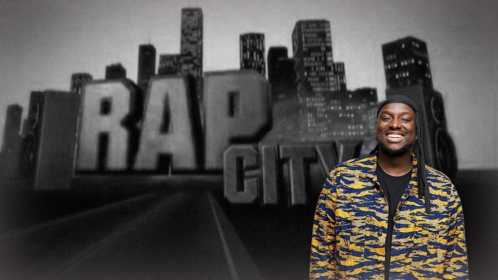 Rap City-logotypen