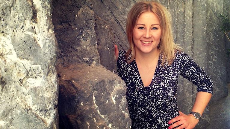 Ida Brännström. Foto: Sveriges Radio