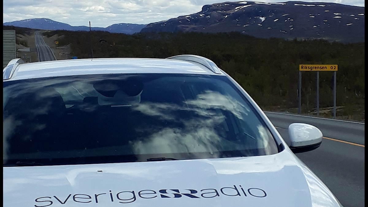 Meänraatio Norjassa