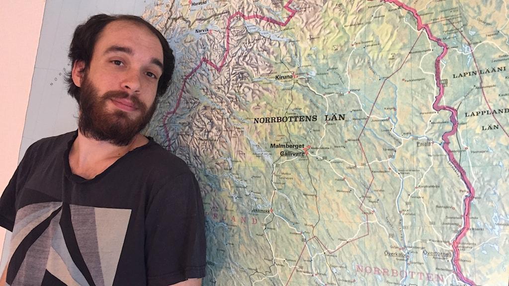 Jakob takasin Norrbottenissä