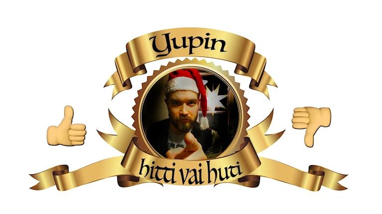 Yupin joulu Hitti vai Huti