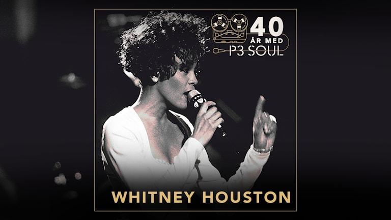 40 år med P3 Soul: Whitney Houston
