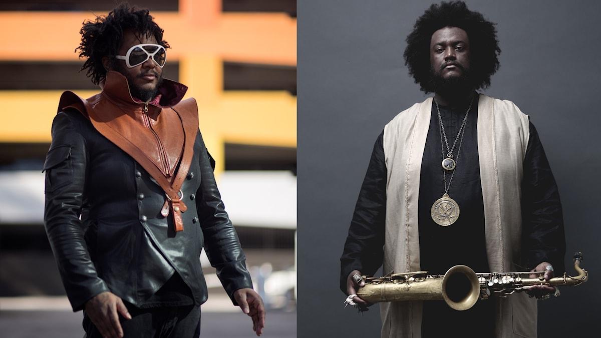 """Allt – tid och tradition –tycks vara sammanflätat i Los Angeles. Thundercat och Kamasi Washington har lirar ihop i många år, och var med och garnerade Kendricks """"TPAB""""."""