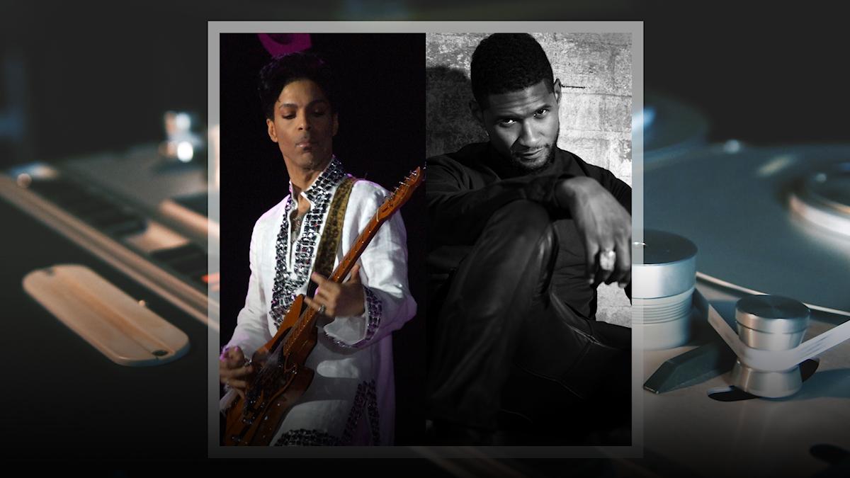 Prince och Usher