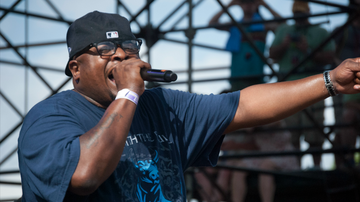 Bild på rapparen Scarface. Foto: Flickr/Jeremy Perez Photos/CC BY-SA 2.0