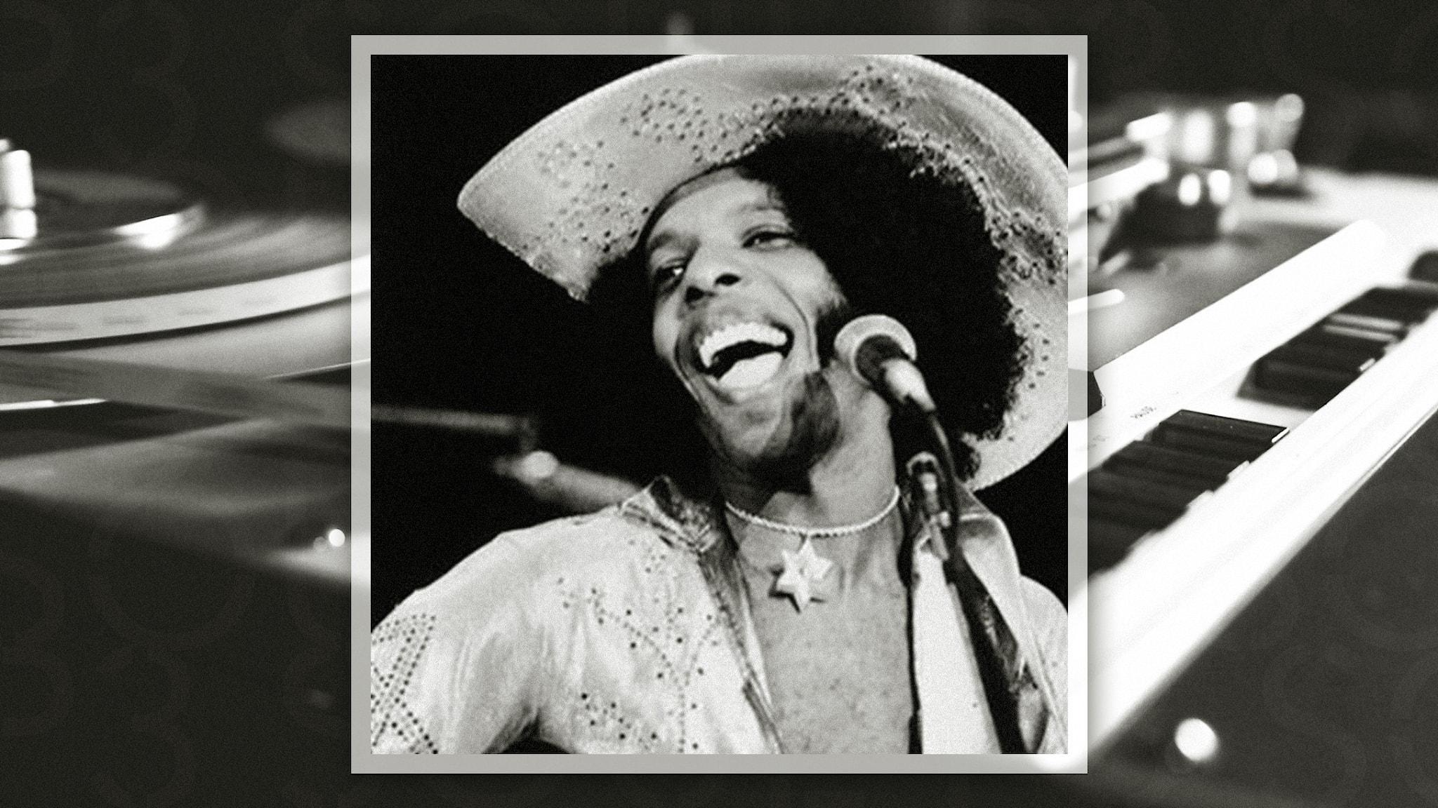 Artisten Sly Stone