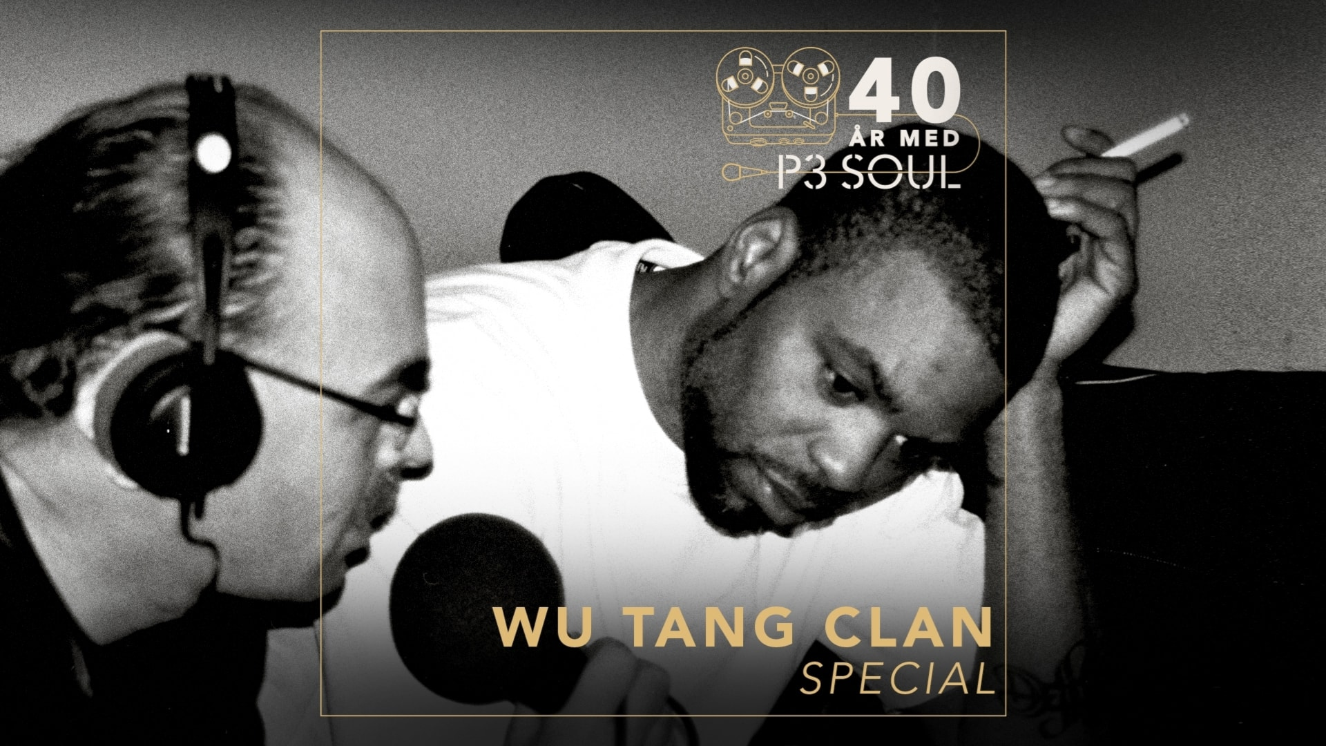 40 år med P3 Soul: Wu Tang Clan-special