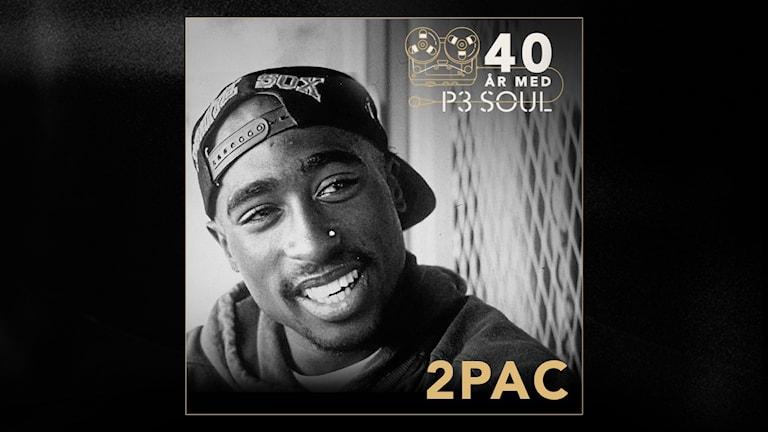 40 år med P3 Soul: 2Pac
