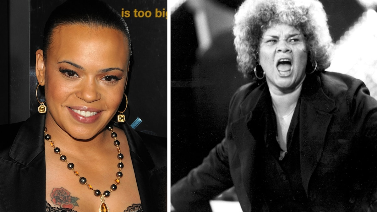 bildsplitt på etta james och faith evans