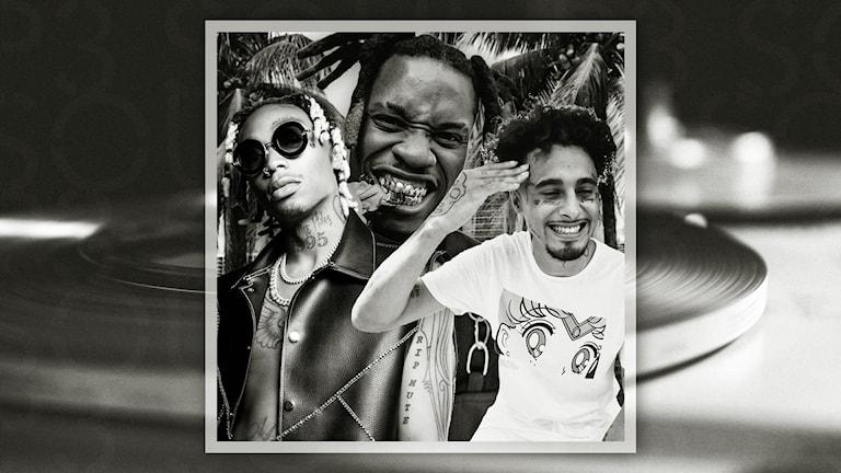 Wifisfuneral, Denzel Curry & Tyla Yaweh – Miami efter mörkret