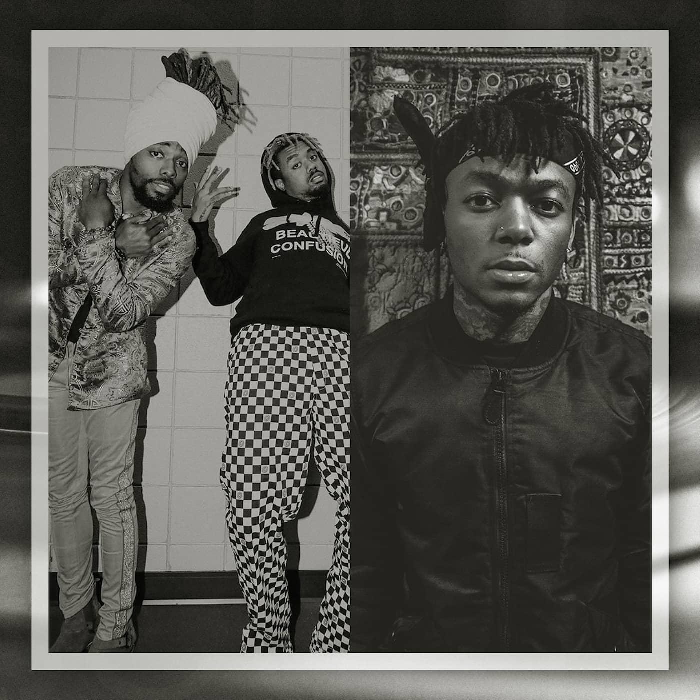 J.I.D & Earthgang - tidsresenärer och rapmagiker i Atlanta