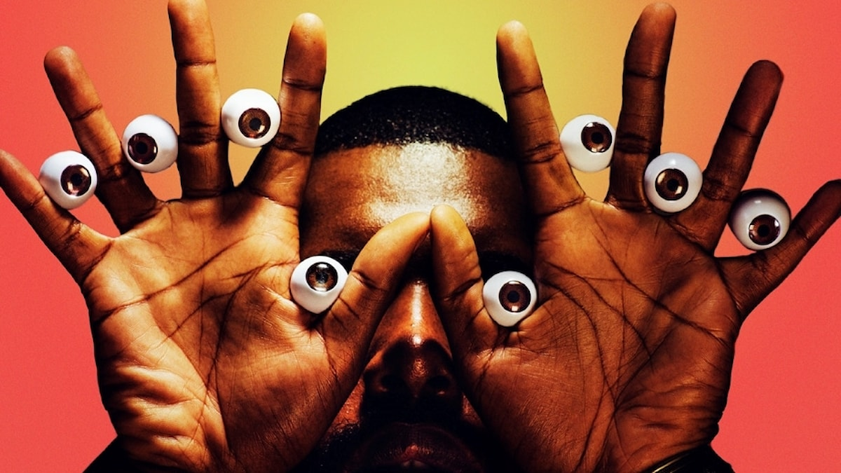 Bild på Flying Lotus
