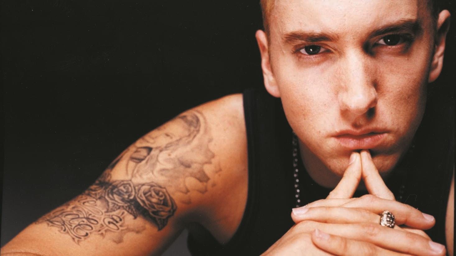 Eminems band spelar i sverige