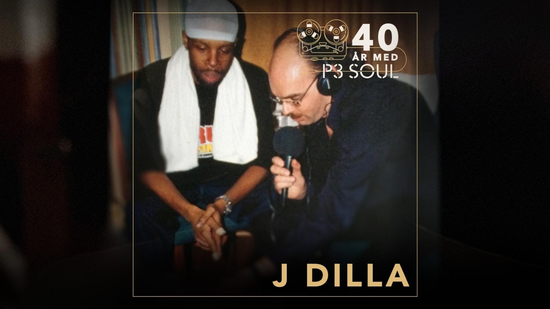 40 år med P3 Soul: J Dilla