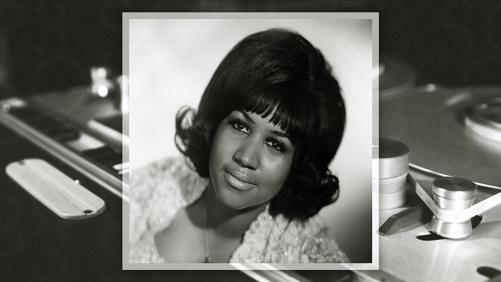 Aretha Franklin på 1960-talet