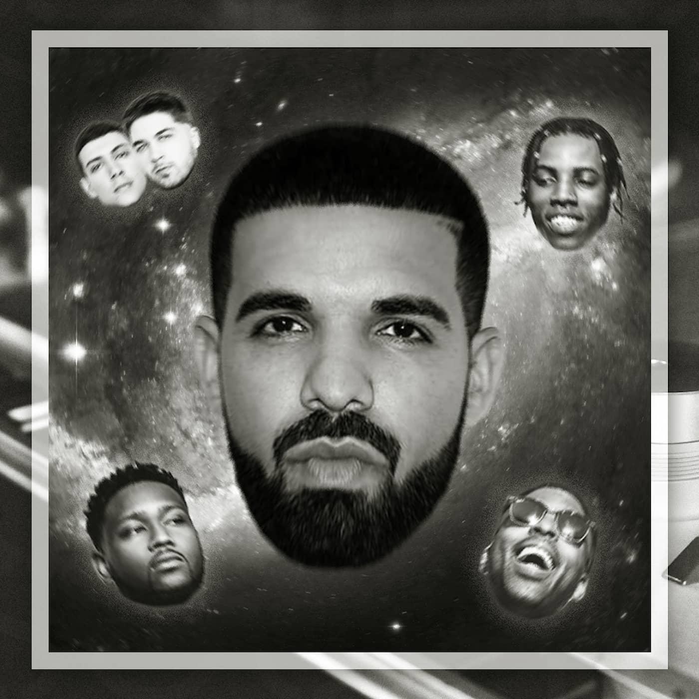 Stjärnorna kring planeten Drake