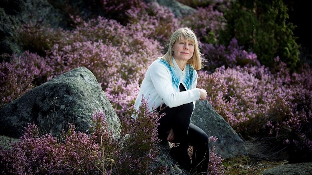 Karin Lexén, generalsekreterare för Naturskyddsföreningen