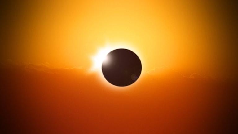 Solförmörkelse.