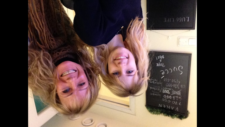 Isabelle Berglund & Ami Hedenborg Vaken med P3&P4