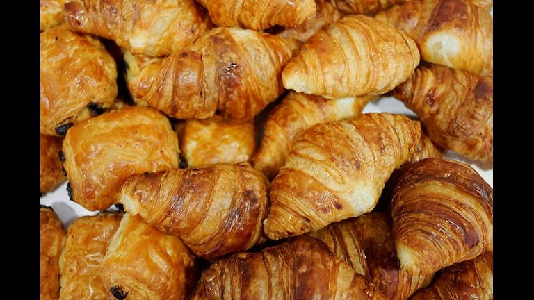 Croissanter är stort i Argentina