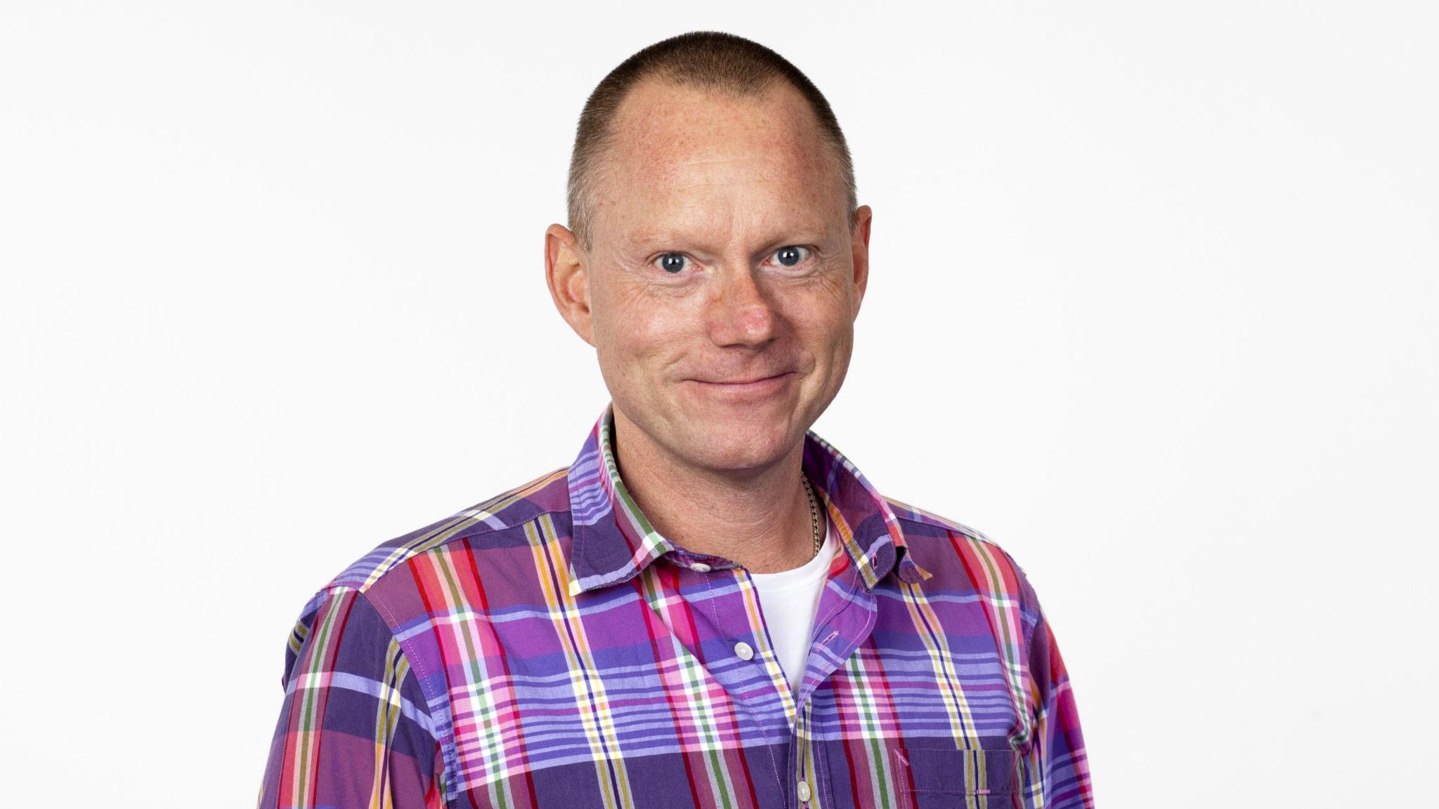 Peder Gustafsson rapporterade från Bangkok. Foto: Micke Grönberg / Sveriges Radio