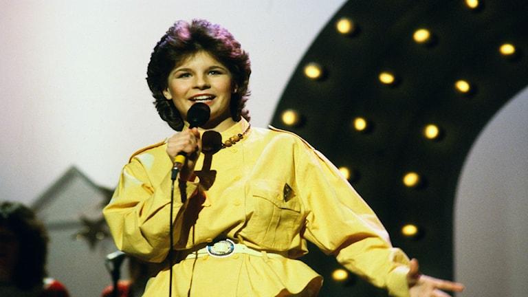 Carola MELODIFESTIVALEN 1983
