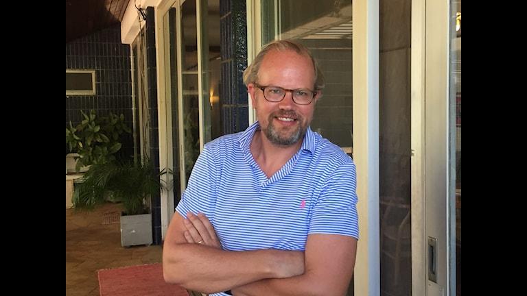 Henrik Sjöberg bor i Brasilia.