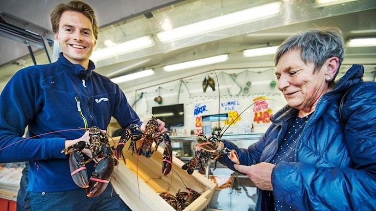 Fiskehandlare, hummerhandlare, Pontus Båth