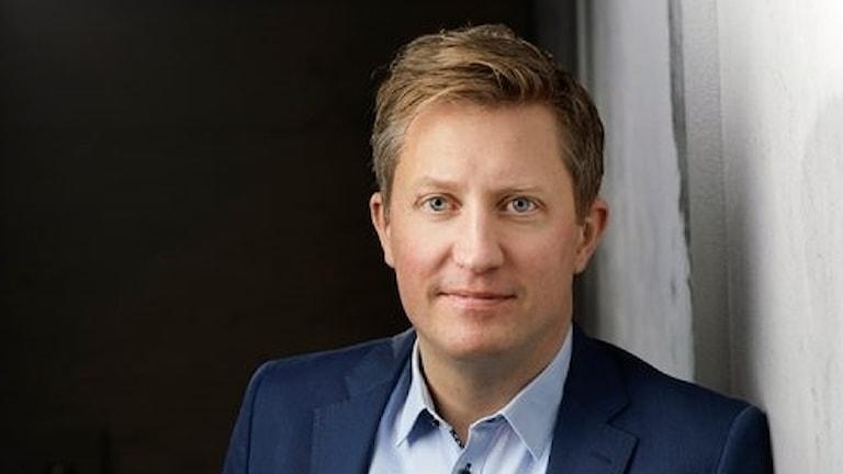 Mattias Lundekvam, förbundsordförande HRF