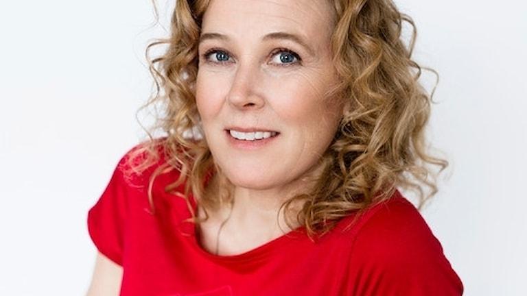 Anna-Maria Stawreberg, journalist och författare