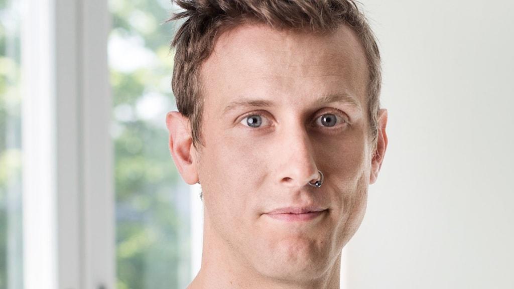 Tobias Malm, doktor i pedagogik
