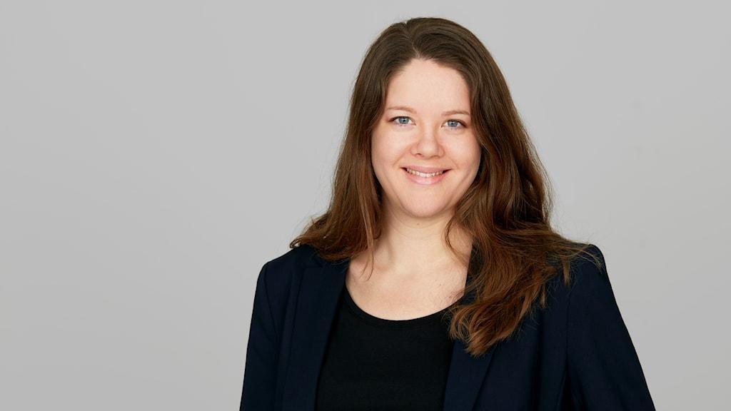 Lena Söderström, nationell samordnare för ForskarFredag