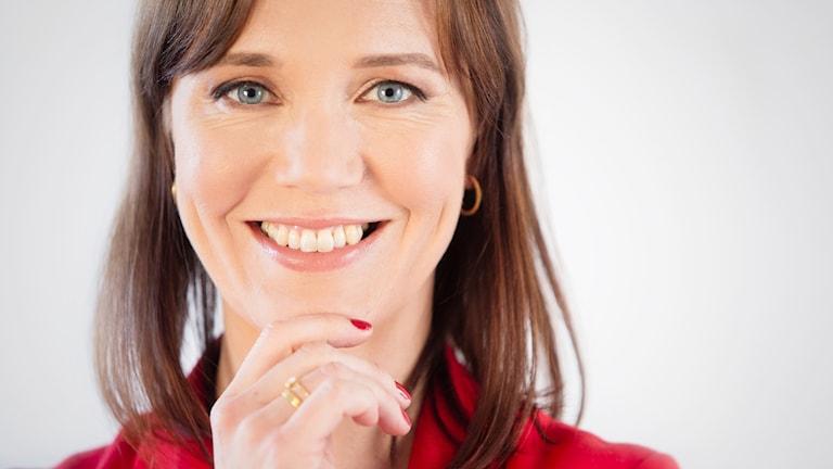 Maria Farm, leg psykolog, KBT-terapeut och författare