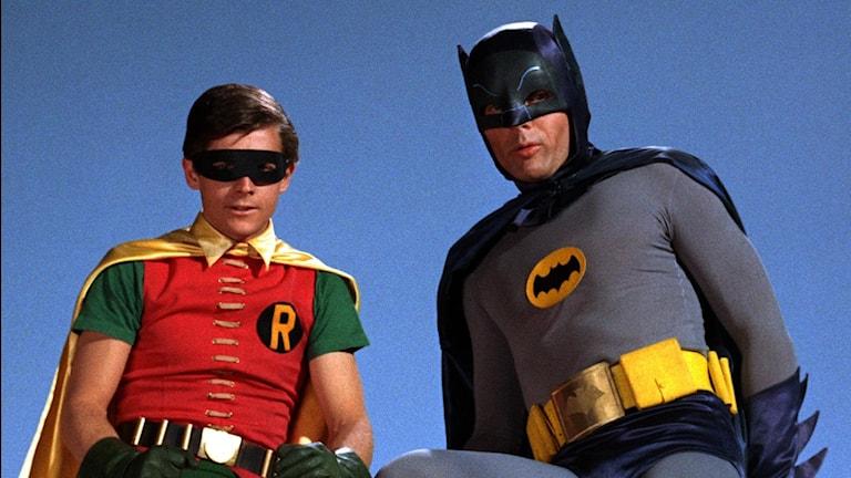 Robin & Batman.