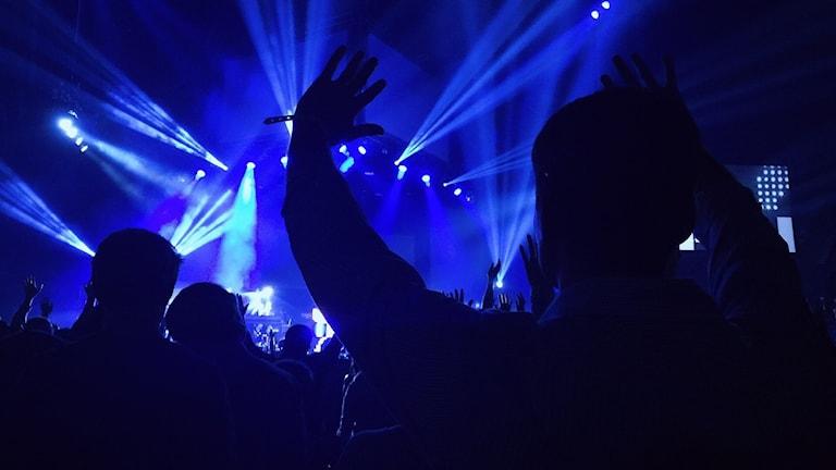 Konsert. Foto: Privat.