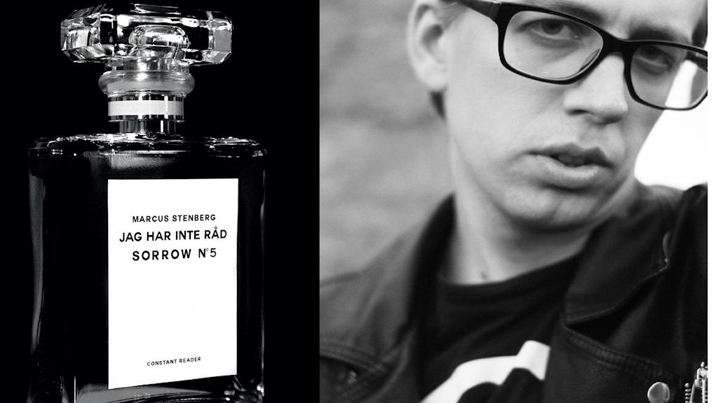 """Marcus Stenberg beslutade sig för ett köpfritt år. Nu har året blivit till boken """"Jag har inte råd - Sorrow no5"""""""
