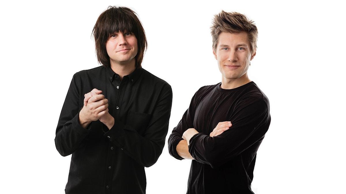 Robert Bendtlinder & Anton Emanuelsson Vretander