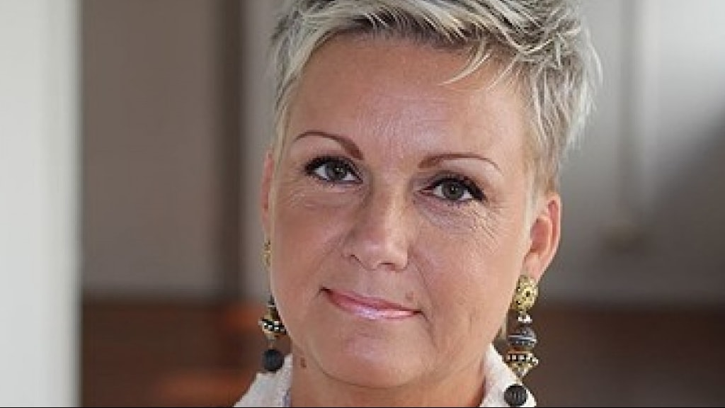 Charlotte Sander, samtalsterapeut