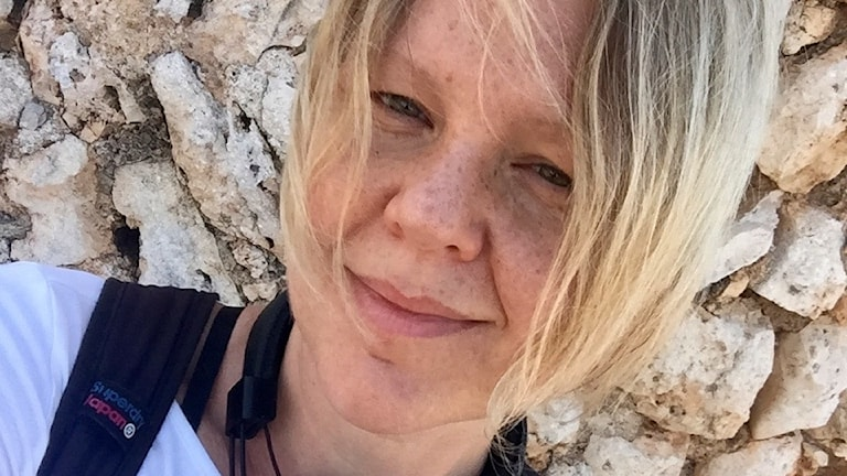 Malin Norman, frilandsjournalist just nu boendes på Mallorca.