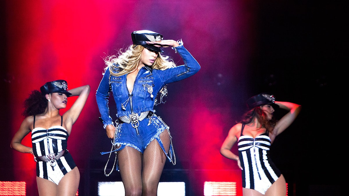 Beyonce. Foto: Rob Hoffman/TT