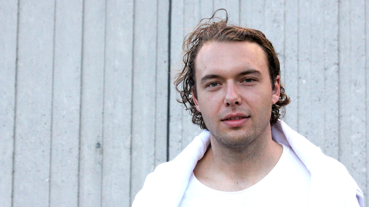 Otto Knows/Foto: Gustav Holmström/Sveriges Radio