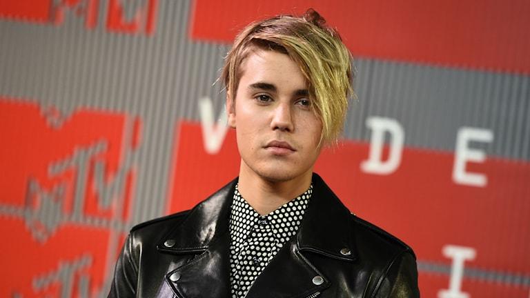 Justin Bieber. Foto: Jordan Strauss/TT