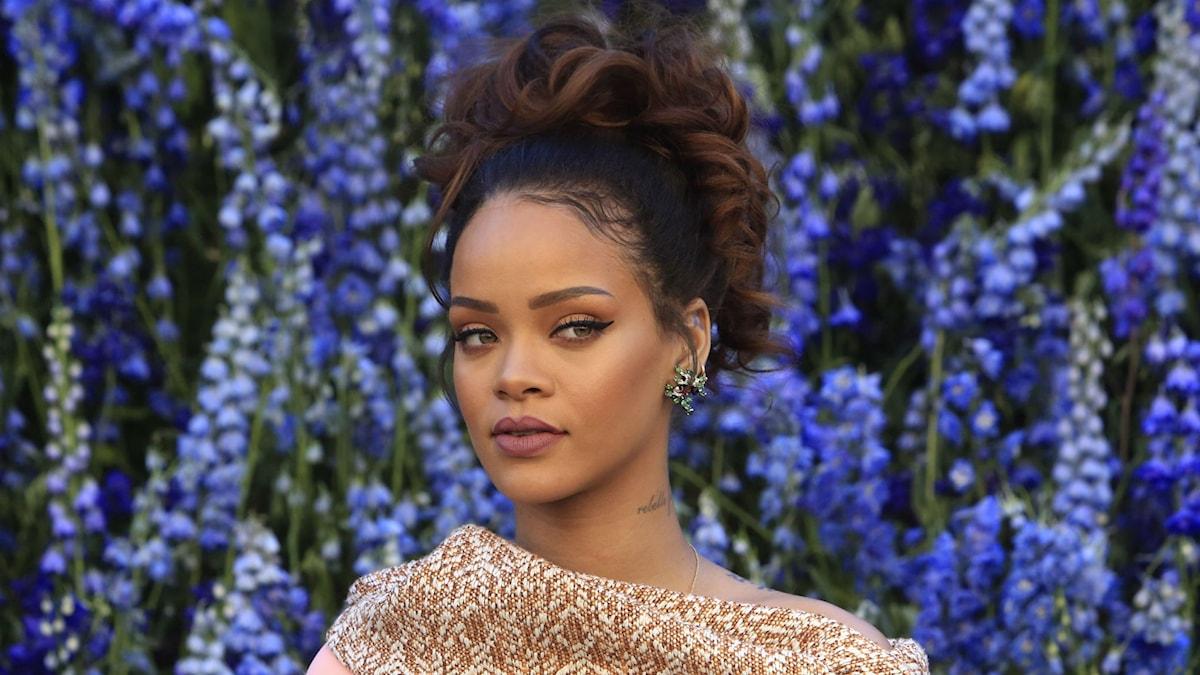 Rihanna. Foto: Thibault Camus/TT