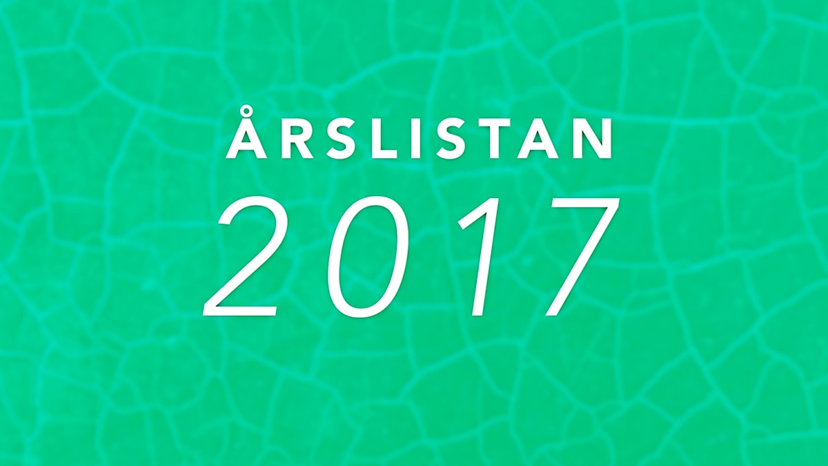 Årslistan 2017