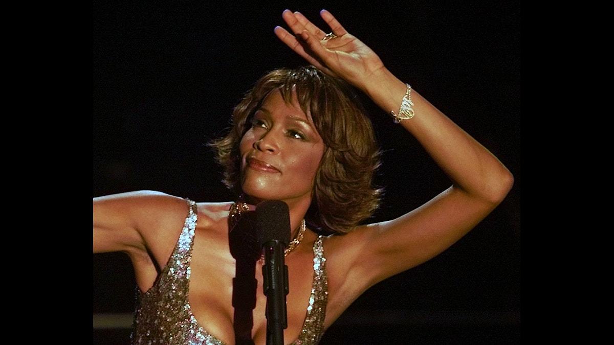 Whitney Houston 2000. AP Photo/Mark J.Terrill