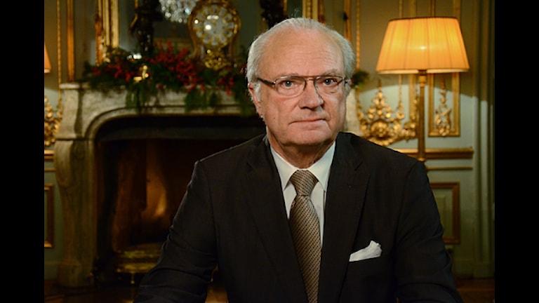 Carl XVI Gustaf.